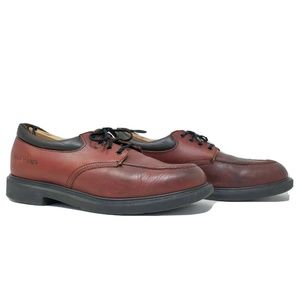 Red Wing Vintage Oxford Leather Red Comfort Shoes